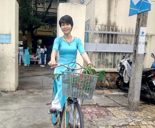 Ấm áp bức thư cô Phó Hiệu trưởng ở Đà Nẵng viết cho con trai thi rớt lớp 10 - Ảnh 2.