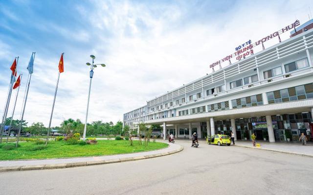 Quảng Trị đề nghị chuyển BN832 vào Bệnh viện Trung ương Huế điều trị - Ảnh 3.