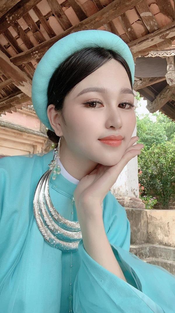 Thí sinh Hoa hậu Việt Nam 2020 sở hữu đôi chân dài 1,21m - Ảnh 8.