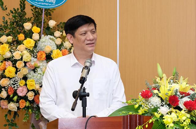 Quyền Bộ trưởng Bộ Y tế: Khám, chữa bệnh từ xa vừa phục vụ người bệnh, vừa cải thiện hệ thống cơ sở y tế - Ảnh 2.