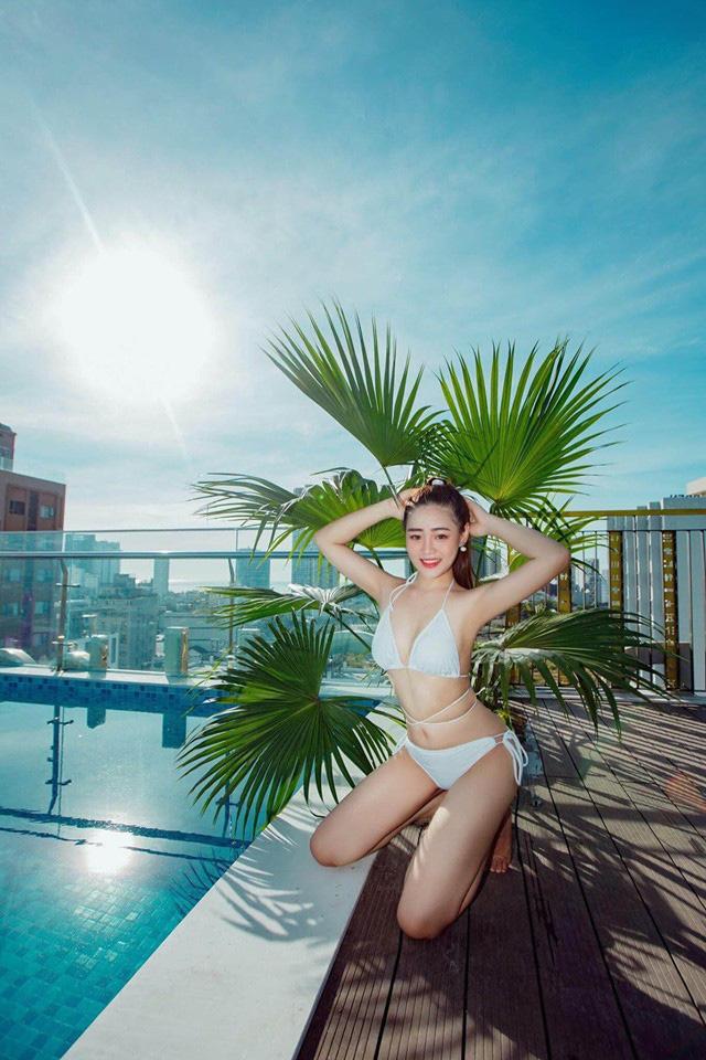 Cô gái Quảng Nam có gương mặt đẹp như minh tinh dự thi Hoa hậu Việt Nam 2020 - Ảnh 2.