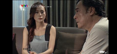 Lựa chọn số phận tập 58: Ông Lộc đau đầu vì công ty đứng trước nguy cơ phá sản - Ảnh 11.