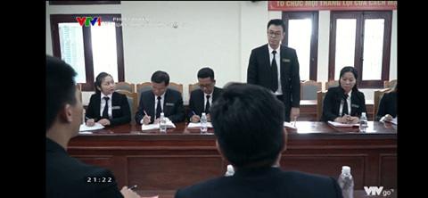 Lựa chọn số phận tập 58: Ông Lộc đau đầu vì công ty đứng trước nguy cơ phá sản - Ảnh 14.