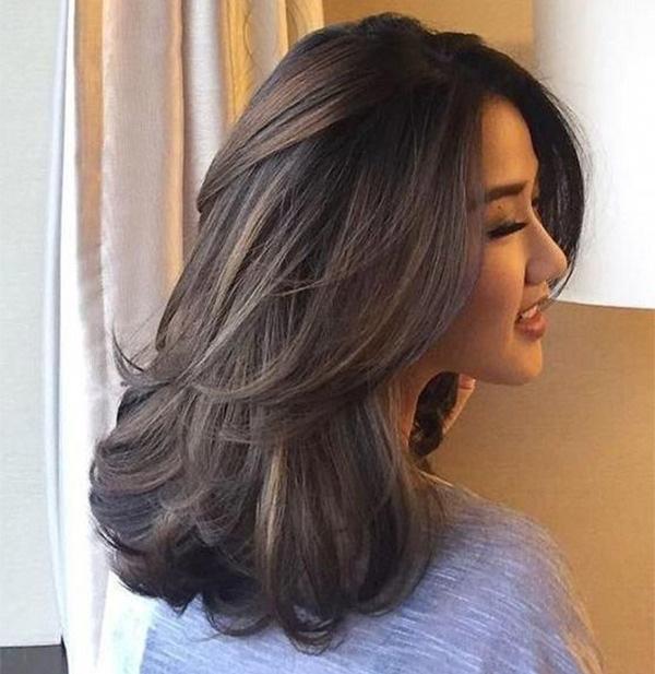 15 kiểu tóc tỉa layer đẹp trẻ trung được yêu thích nhất năm 2020 - Ảnh 15.