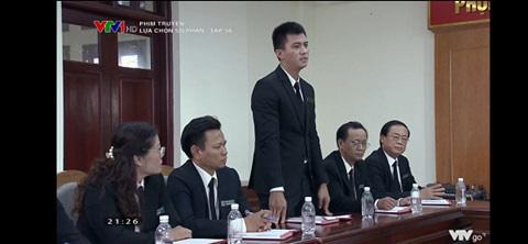 Lựa chọn số phận tập 58: Ông Lộc đau đầu vì công ty đứng trước nguy cơ phá sản - Ảnh 17.