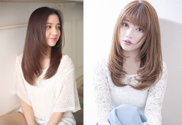15 kiểu tóc tỉa layer đẹp trẻ trung được yêu thích nhất năm 2020 - Ảnh 3.