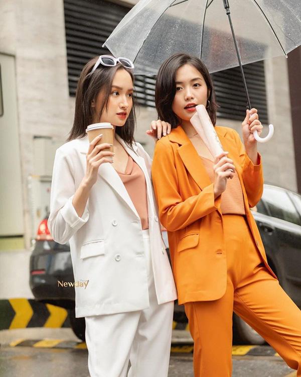 Hương Giang lúc nào cũng chanh sả nhờ diện blazer cực khéo, các nàng hóng ngay để lên hạng phong cách - Ảnh 19.