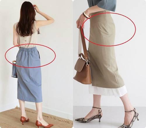 Muốn diện chân váy cho nữ tính nhưng vòng 3 xẹp lép, nàng cần biết những bí quyết này - Ảnh 5.