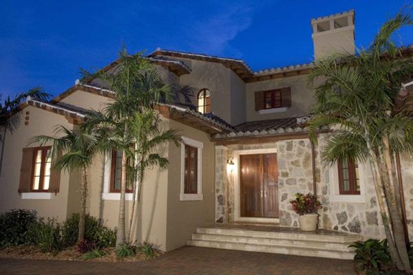 Màu sơn nhà ngoài trời đẹp mê ly, cả nghìn người nhìn đều khen ngợi, đúng đẳng cấp sành điệu - Ảnh 2.