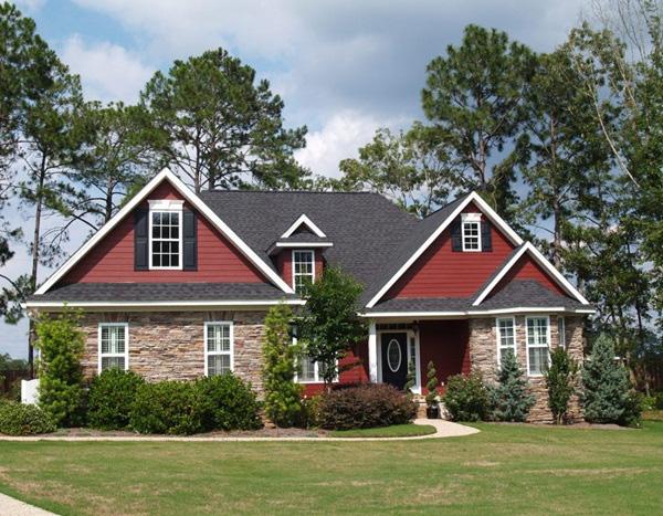 Màu sơn nhà ngoài trời đẹp mê ly, cả nghìn người nhìn đều khen ngợi, đúng đẳng cấp sành điệu - Ảnh 17.