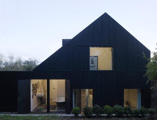Màu sơn nhà ngoài trời đẹp mê ly, cả nghìn người nhìn đều khen ngợi, đúng đẳng cấp sành điệu - Ảnh 19.