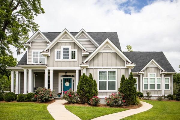 Màu sơn nhà ngoài trời đẹp mê ly, cả nghìn người nhìn đều khen ngợi, đúng đẳng cấp sành điệu - Ảnh 3.