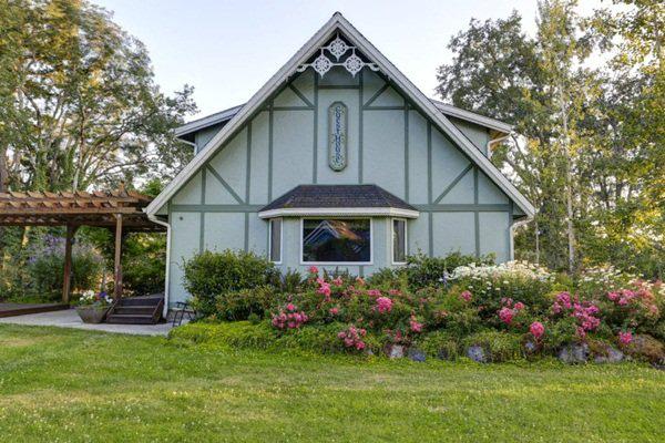 Màu sơn nhà ngoài trời đẹp mê ly, cả nghìn người nhìn đều khen ngợi, đúng đẳng cấp sành điệu - Ảnh 8.