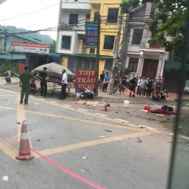 Danh tính 3 người phụ nữ tử vong trong vụ va chạm với xe Innova ở Phú Thọ - Ảnh 2.