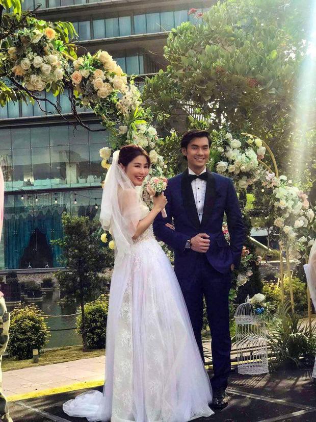 Tình yêu và tham vọng lộ ảnh cưới Minh - Linh, fan lụi tim vì cái kết như mơ - Ảnh 1.