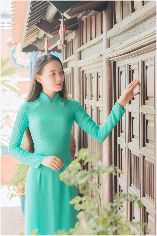 Cô gái Bình Định thi Hoa hậu Việt Nam vì muốn được tự tin và toả sáng - Ảnh 2.