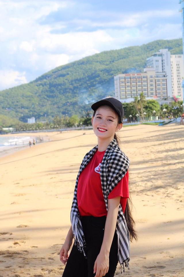Cô gái Bình Định thi Hoa hậu Việt Nam vì muốn được tự tin và toả sáng - Ảnh 3.