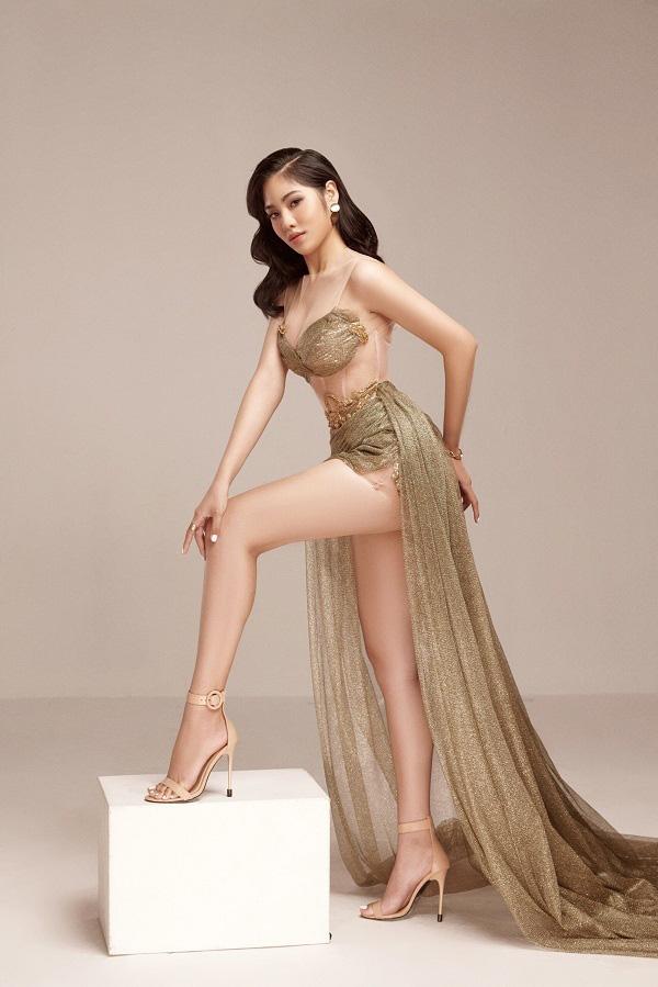 Thiếu nữ lớn lên trong cô nhi viện, eo 58cm dự Hoa hậu Việt Nam 2020 - Ảnh 6.