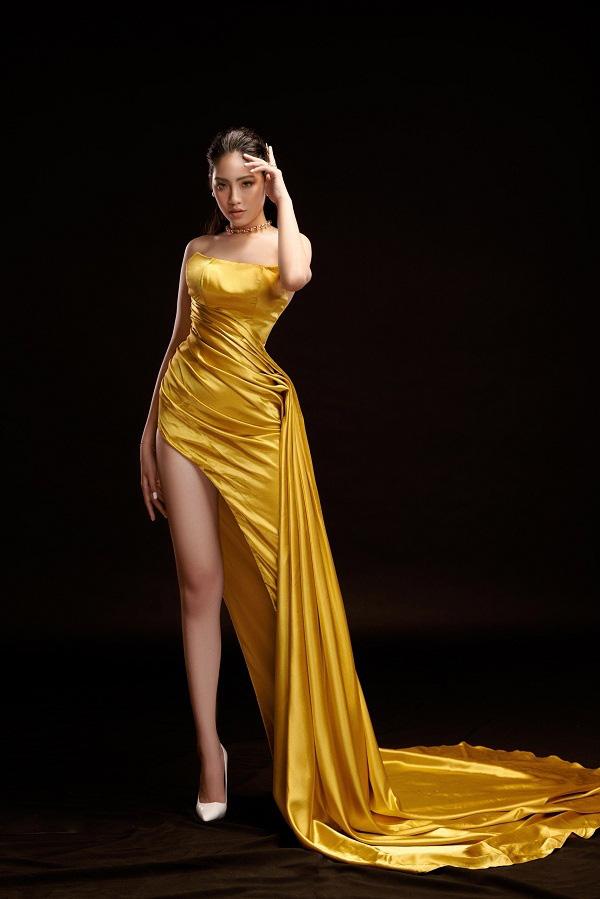 Thiếu nữ lớn lên trong cô nhi viện, eo 58cm dự Hoa hậu Việt Nam 2020 - Ảnh 7.