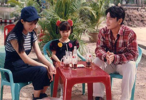 Ảnh hiếm thời thơ ấu của Diễm My 9X được đóng phim cùng Diễm Hương - Ảnh 3.