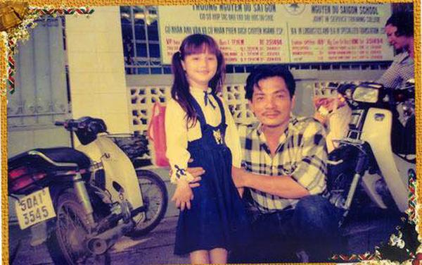 Ảnh hiếm thời thơ ấu của Diễm My 9X được đóng phim cùng Diễm Hương - Ảnh 4.