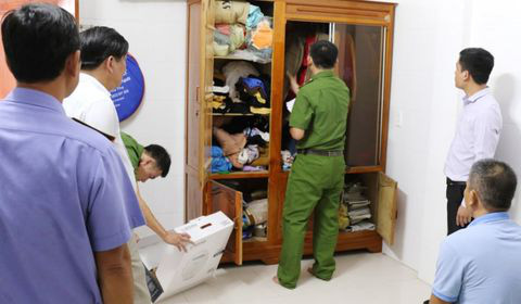 Quảng Bình: 120 cảnh sát phá đường đây đánh bạc hơn 1000 tỷ đồng - Ảnh 2.