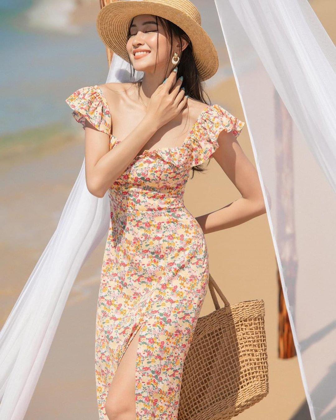 Trời se lạnh mà quẩy váy dáng dài là style sẽ yêu kiều như gái Pháp, điểm sang chảnh cũng tăng ngùn ngụt - Ảnh 15.