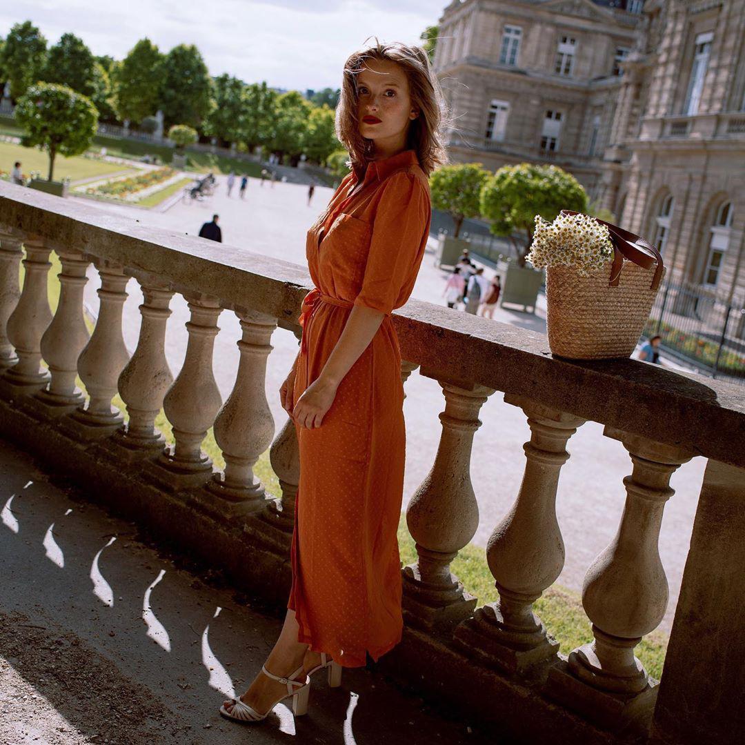 Trời se lạnh mà quẩy váy dáng dài là style sẽ yêu kiều như gái Pháp, điểm sang chảnh cũng tăng ngùn ngụt - Ảnh 5.