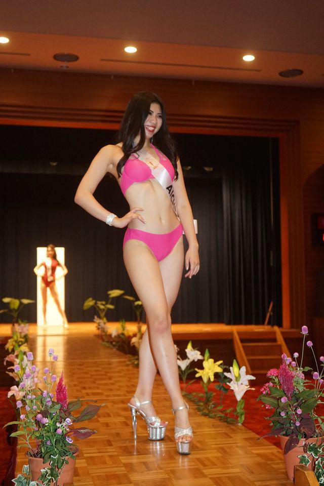 Dàn thí sinh Hoa hậu Quốc tế Nhật Bản gây sốc với nhan sắc xấu đều - Ảnh 2.