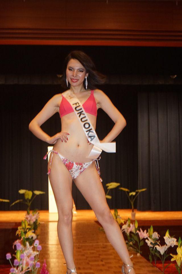 Dàn thí sinh Hoa hậu Quốc tế Nhật Bản gây sốc với nhan sắc xấu đều - Ảnh 3.