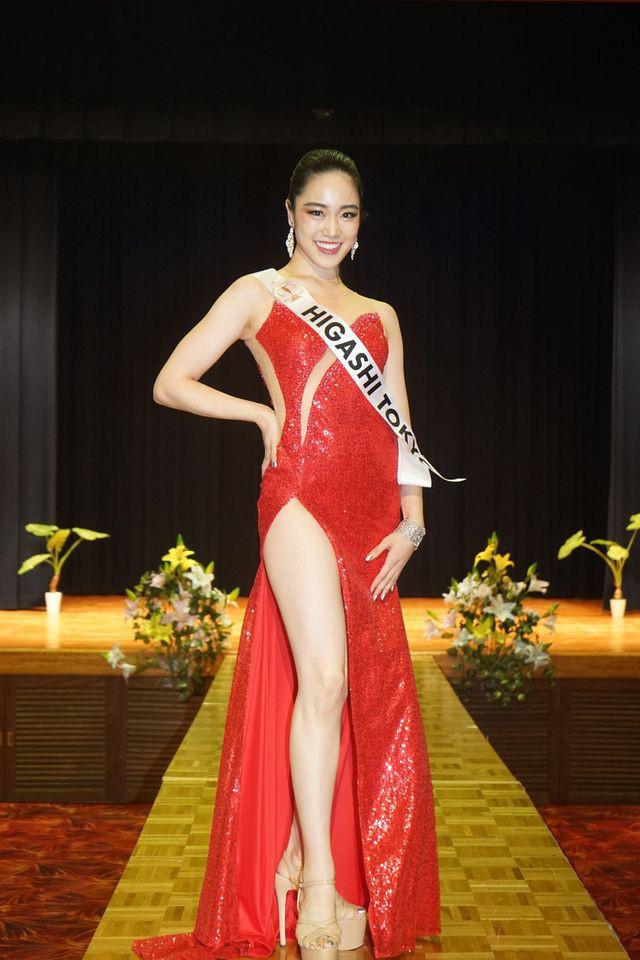 Dàn thí sinh Hoa hậu Quốc tế Nhật Bản gây sốc với nhan sắc xấu đều - Ảnh 10.
