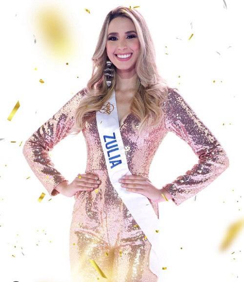 Vẻ gợi cảm của mỹ nữ 24 tuổi lên ngôi Hoa hậu Venezuela 2020 - Ảnh 3.