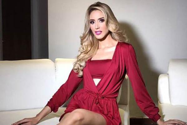 Vẻ gợi cảm của mỹ nữ 24 tuổi lên ngôi Hoa hậu Venezuela 2020 - Ảnh 5.