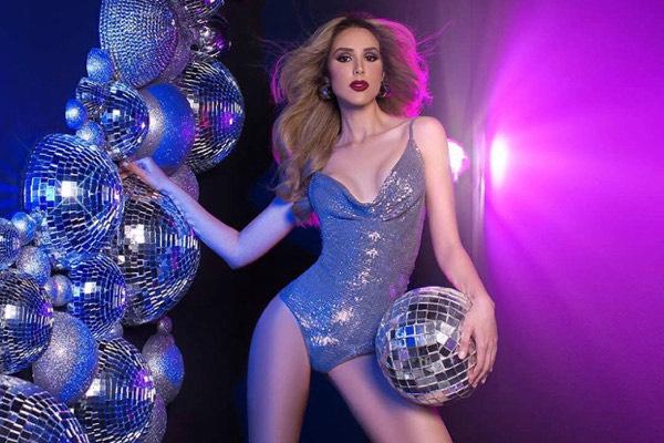 Vẻ gợi cảm của mỹ nữ 24 tuổi lên ngôi Hoa hậu Venezuela 2020 - Ảnh 7.