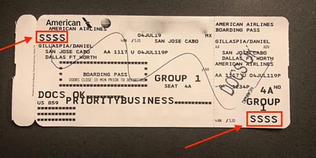 Kể cả những người đi máy bay thường xuyên cũng chưa chắc đã biết trên vé máy bay có cả ký hiệu may mắn - xui xẻo - Ảnh 4.