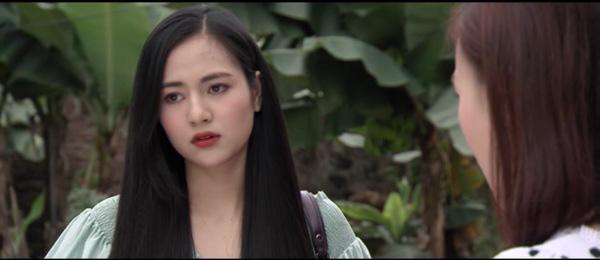 Hot girl Đào trong Cô gái nhà người ta chững chạc hẳn khi thay đổi kiểu tóc - Ảnh 1.