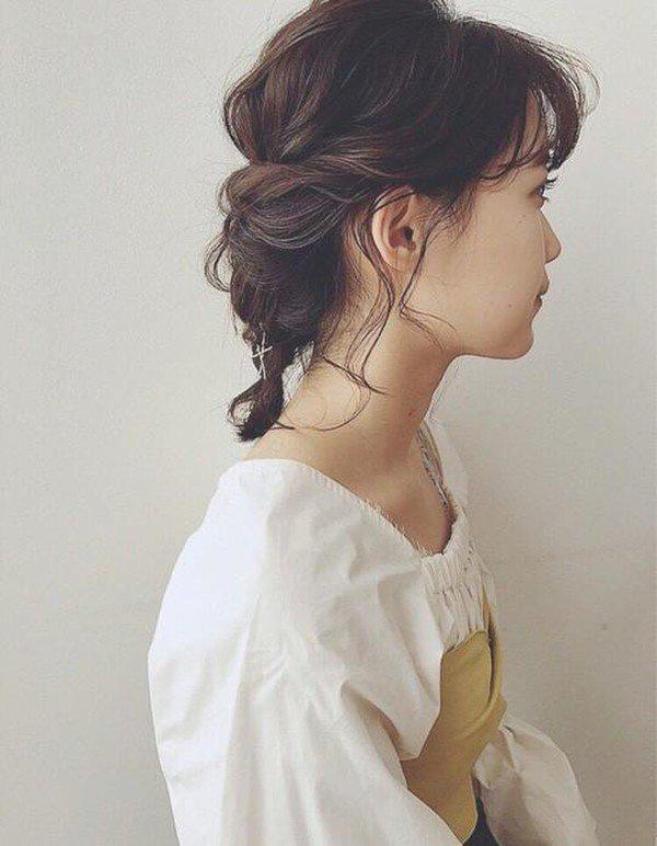 Hot girl Đào trong Cô gái nhà người ta chững chạc hẳn khi thay đổi kiểu tóc - Ảnh 17.