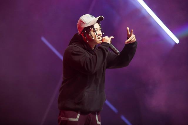 Tập 8 King of Rap: Dù thua cuộc, hai ông bố Hoàng Đảo Chủ - Ngắn vẫn lấy nước mắt người xem - Ảnh 7.