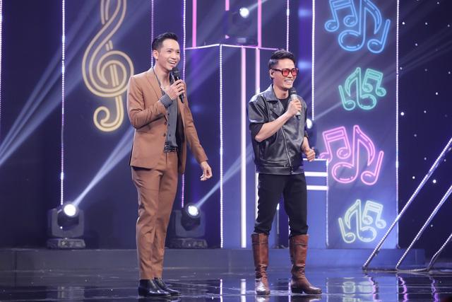 Giọng ca U70 hát sung, nhảy điêu luyện như Nguyễn Hưng tại Ca sĩ ẩn danh - Ảnh 3.