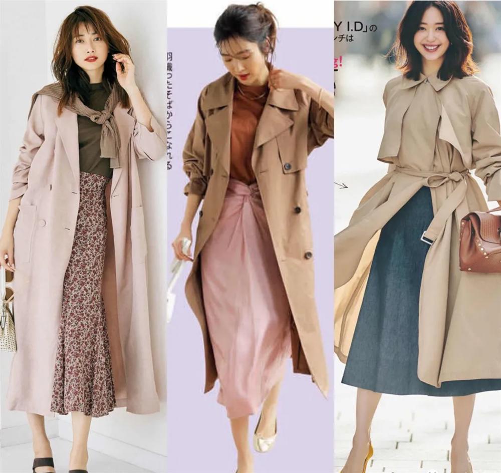 4 công thức diện đồ Thu hack dáng thon gọn, cao ráo mà nàng công sở Việt tuổi 30+ có thể học lỏm từ style của phụ nữ Nhật - Ảnh 6.
