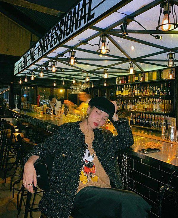 Chớm thu sao Việt diện vải tweed: Mỹ nhân đẹp chất lừ, nam nhân điệu chảy nước - Ảnh 8.