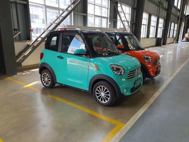 Những mẫu xe ô tô điện siêu xinh với giá cả cũng yêu không kém dùng để đưa đón con ngày mưa gió càng hết xẩy - Ảnh 8.