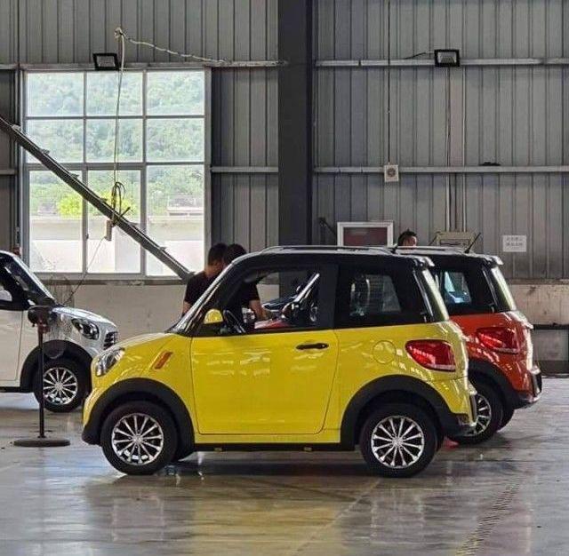 Những mẫu xe ô tô điện siêu xinh với giá cả cũng yêu không kém dùng để đưa đón con ngày mưa gió càng hết xẩy - Ảnh 9.