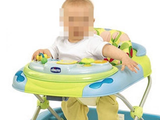 Từ trường hợp bé 6 tháng tuổi ngã tụ máu não khi tập đi bằng xe tròn, cha mẹ nên biết để con tránh gặp nguy hiểm - Ảnh 2.