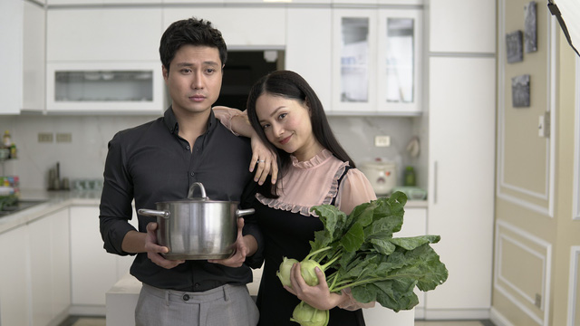Thanh Sơn chuẩn bị ly hôn vợ khi đang đóng Nàng dâu order - Ảnh 2.