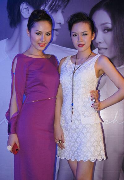 Cận cảnh nhan sắc thật của em gái mỹ nhân Việt 6
