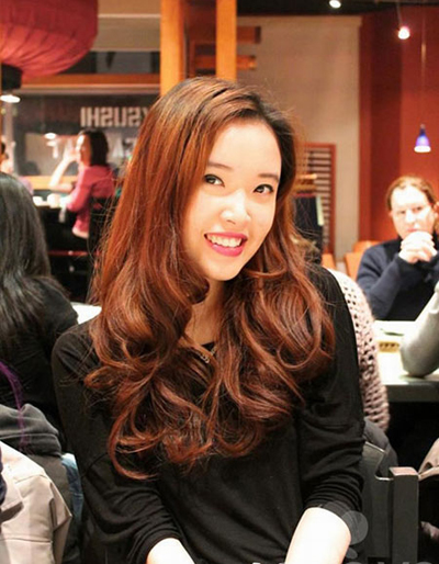 Cận cảnh nhan sắc thật của em gái mỹ nhân Việt 2