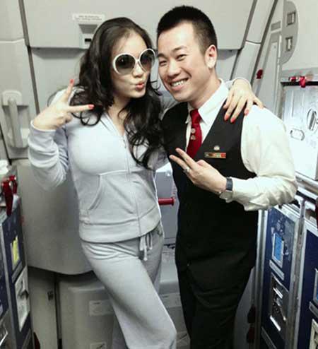 Cơ trưởng Vietnam Airlines thanh minh cho Lý Nhã Kỳ 2