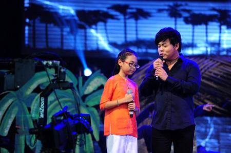 """HLV Thanh Bùi: Thương sao nhí """"bay"""" show 1"""