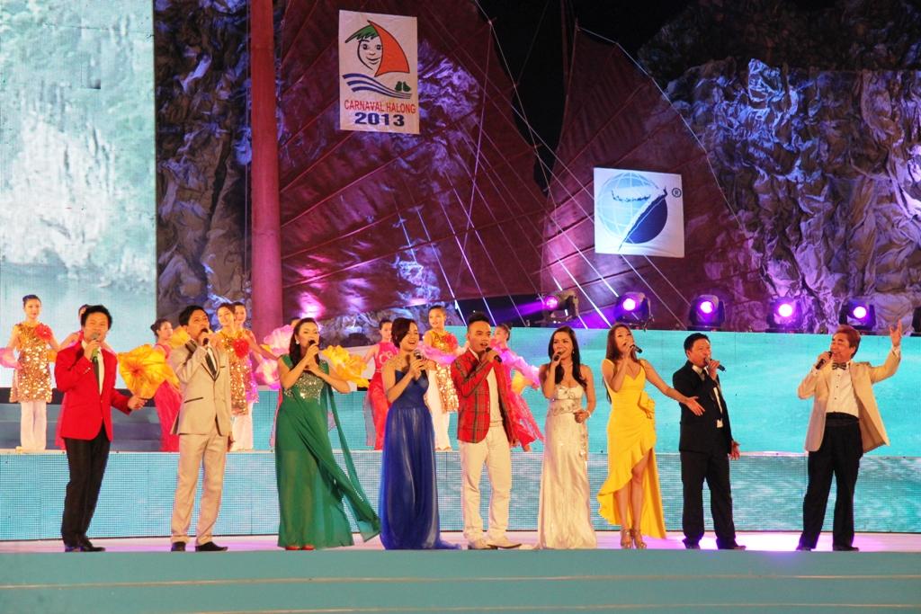 Ngắm hình ảnh rực rỡ tại lễ hội Carnaval Hạ Long 2013 4